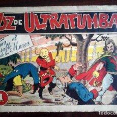 Tebeos: EL DIABLO DE LOS MARES Nº 17 VOZ DE ULTRATUMBA - ORIGINAL TORAY.. Lote 195491330