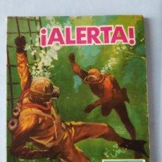 Tebeos: ! ALERTA ! - N. 78 BOIXCAR HAZAÑAS BÉLICAS - 1968. Lote 195501951
