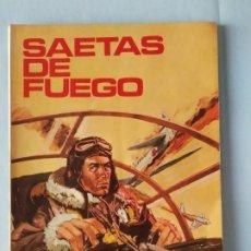 Tebeos: SAETAS DE FUEGO - N. 91 BOIXCAR HAZAÑAS BÉLICAS - 1969. Lote 195502096