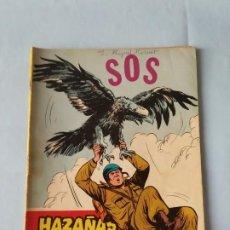 Tebeos: SOS - GORILA HAZAÑAS BÉLICAS N. 253 - 1968. Lote 195503588