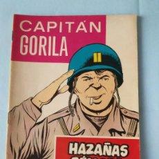 Tebeos: CAPITÁN GORILA - GORILA HAZAÑAS BÉLICAS N. 259 - 1968. Lote 195503930