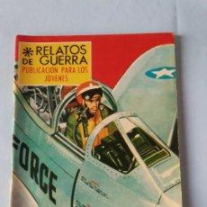 Tebeos: LA MASCOTA - RELATOS DE GUERRA N. 152 - 1968. Lote 195504598