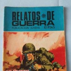 Tebeos: LA GUERRA DE OTRO - RELATOS DE GUERRA N. 193 - 1970. Lote 195504986