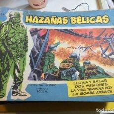 Tebeos: HAZAÑAS BELICAS Nº 57 EDITORIAL TORAY. Lote 195517033