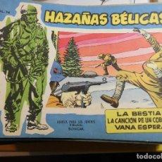 Tebeos: HAZAÑAS BELICAS Nº 74 EDITORIAL TORAY. Lote 195517075