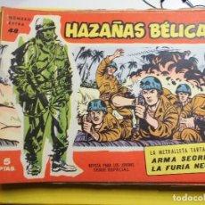 Tebeos: HAZAÑAS BELICAS EXTRA Nº 48 EDITORIAL TORAY. Lote 195518468