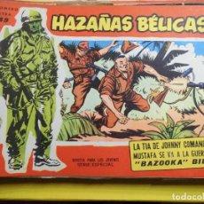 Tebeos: HAZAÑAS BELICAS EXTRA Nº 49 EDITORIAL TORAY. Lote 195518511