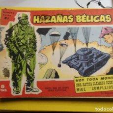 Tebeos: HAZAÑAS BELICAS EXTRA Nº 61 EDITORIAL TORAY. Lote 195518668