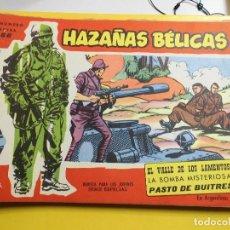 Tebeos: HAZAÑAS BELICAS EXTRA Nº 66 EDITORIAL TORAY. Lote 195518713