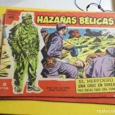 Tebeos: HAZAÑAS BELICAS EXTRA Nº 113 EDITORIAL TORAY. Lote 195518812