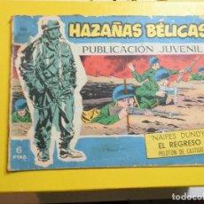 Tebeos: HAZAÑAS BELICAS Nº 363 EDITORIAL TORAY. Lote 195525715
