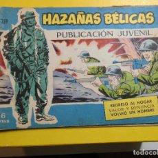 Tebeos: HAZAÑAS BELICAS Nº 359 EDITORIAL TORAY. Lote 195525726