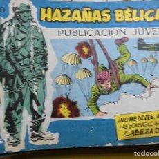 Tebeos: HAZAÑAS BELICAS Nº 290 EDITORIAL TORAY. Lote 195525795