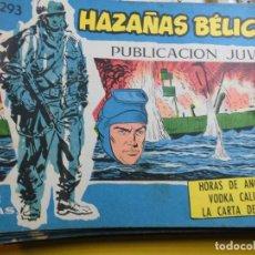Tebeos: HAZAÑAS BELICAS Nº 293 EDITORIAL TORAY. Lote 195525878