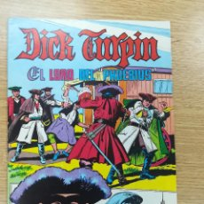 Tebeos: DICK TURPIN #10. Lote 195580078