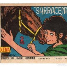 Tebeos: AZUCENA Nº 1171 (TORAY 1970). Lote 195613190