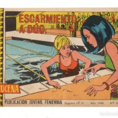 Tebeos: AZUCENA Nº 1063 (TORAY 1968). Lote 195614033