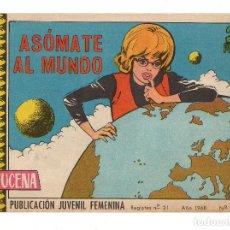 Tebeos: AZUCENA Nº 1049 (TORAY 1968). Lote 195614617