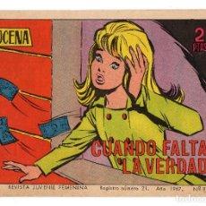 Tebeos: AZUCENA Nº 991 (TORAY 1967). Lote 195615752
