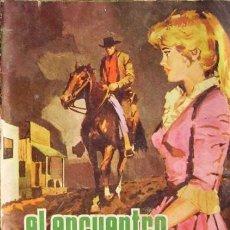 Tebeos: SIOUX- Nº 127 -EL ENCUENTRO - 1969- GRAN JOSÉ DUARTE- MUY ESCASO Y DIFÍCIL-BUENO-LEAN-3176. Lote 195657065