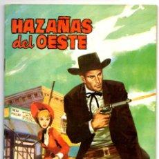 Tebeos: HAZAÑAS DEL OESTE Nº 27 (TORAY 1963). Lote 195961622