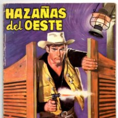 Tebeos: HAZAÑAS DEL OESTE Nº 24 (TORAY 1963). Lote 195961696