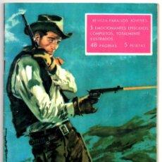 Tebeos: HAZAÑAS DEL OESTE Nº 15 (TORAY 1962). Lote 195961795
