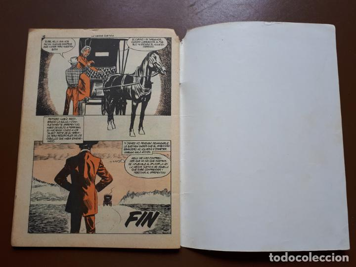 Tebeos: Sioux - Nº 98 - La mejor justicia - 1968 - Foto 3 - 196007517