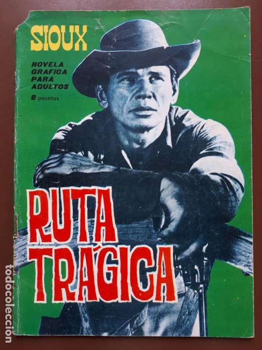 SIOUX - Nº 40 - LA MEJOR JUSTICIA - 1965 (Tebeos y Comics - Toray - Sioux)