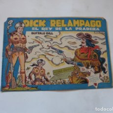 Tebeos: DICK RELAMPAGO Nº 14 ORIGINAL TORAY. Lote 196175206