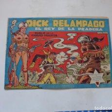 Tebeos: DICK RELAMPAGO Nº 20 ORIGINAL TORAY. Lote 196175281