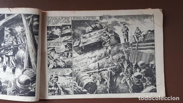 Tebeos: Hazañas Bélicas - Nº72 - ¡Al Asalto! - Toray - 1953 - Foto 5 - 196194111
