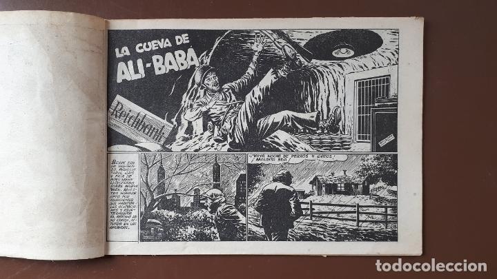 Tebeos: Hazañas Bélicas - Nº70 - La cueva de Ali-Babá - Toray - 1953 - Foto 2 - 196194665