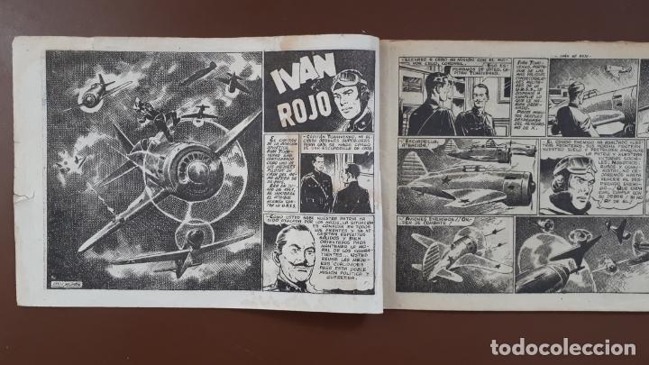 Tebeos: Hazañas Bélicas - Nº54 - Iván el Rojo - Toray - 1952 - Foto 2 - 196196452