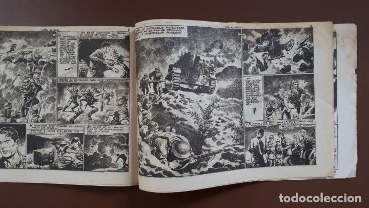 Tebeos: Hazañas Bélicas - Nº54 - Iván el Rojo - Toray - 1952 - Foto 3 - 196196452