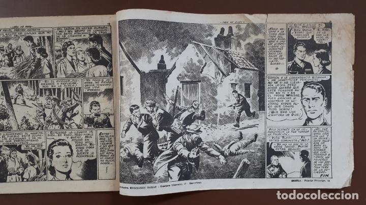 Tebeos: Hazañas Bélicas - Nº54 - Iván el Rojo - Toray - 1952 - Foto 4 - 196196452