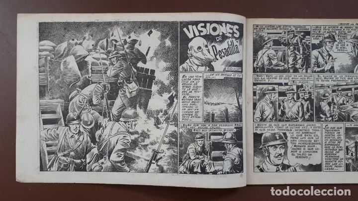 Tebeos: Hazañas Bélicas - Nº52 - Visiones de pesadilla - Toray - 1952 - Foto 2 - 196196791