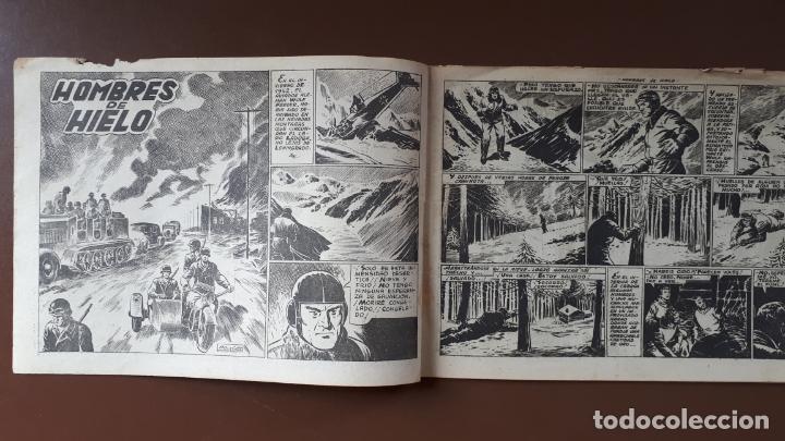 Tebeos: Hazañas Bélicas - Nº38 - Hombres de hielo - Toray - 1951 - Foto 2 - 196197502