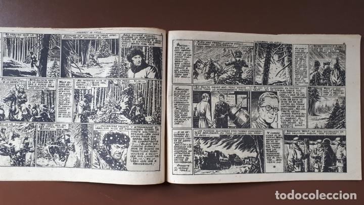 Tebeos: Hazañas Bélicas - Nº38 - Hombres de hielo - Toray - 1951 - Foto 3 - 196197502