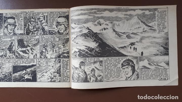 Tebeos: Hazañas Bélicas - Nº38 - Hombres de hielo - Toray - 1951 - Foto 4 - 196197502