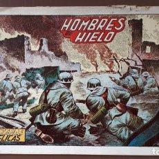 Tebeos: HAZAÑAS BÉLICAS - Nº38 - HOMBRES DE HIELO - TORAY - 1951. Lote 196197502