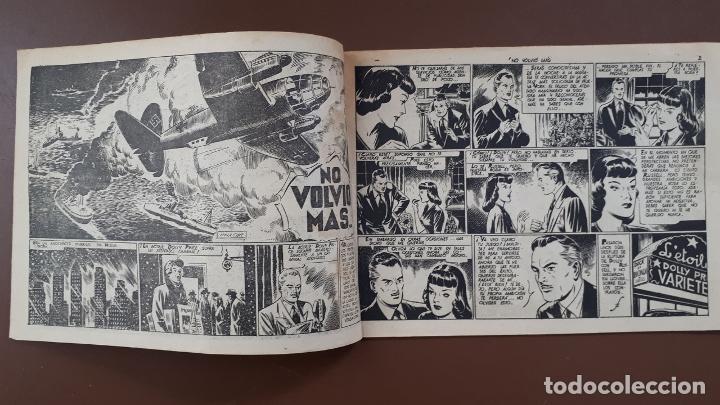 Tebeos: Hazañas Bélicas - Nº24 -No volvió más... - Toray - 1951 - Foto 2 - 196199305