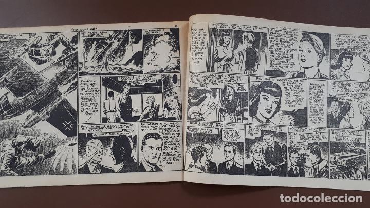 Tebeos: Hazañas Bélicas - Nº24 -No volvió más... - Toray - 1951 - Foto 4 - 196199305
