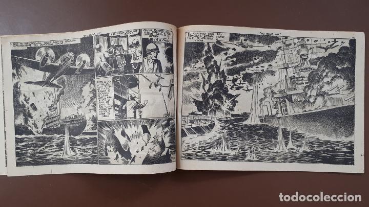 Tebeos: Hazañas Bélicas - Nº24 -No volvió más... - Toray - 1951 - Foto 3 - 196199305