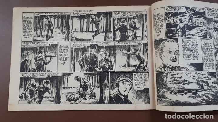 Tebeos: Hazañas Bélicas - Nº23 -Perdidos en el aire - Toray - 1951 - Foto 5 - 196199990