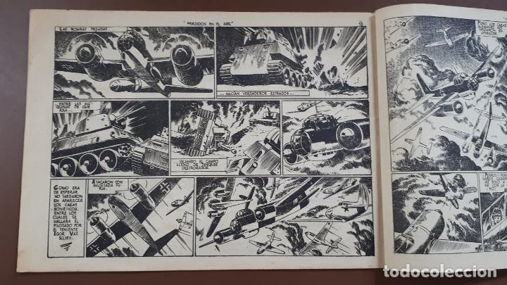 Tebeos: Hazañas Bélicas - Nº23 -Perdidos en el aire - Toray - 1951 - Foto 4 - 196199990