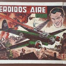 Tebeos: HAZAÑAS BÉLICAS - Nº23 -PERDIDOS EN EL AIRE - TORAY - 1951. Lote 196199990