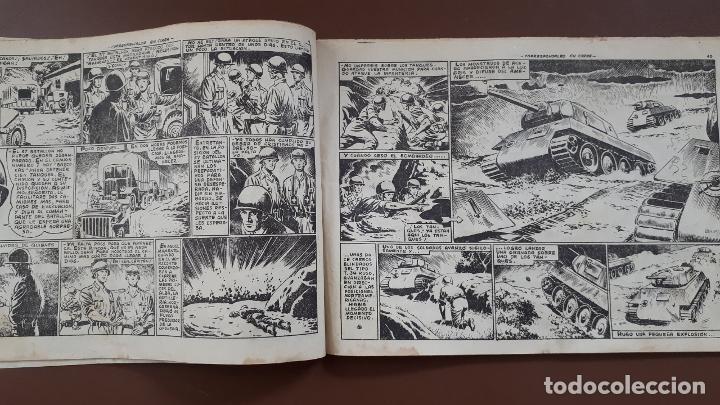 Tebeos: Hazañas Bélicas - Nº16 -Corresponsales de guerra en Corea - Toray - 1950 - Foto 4 - 196200396