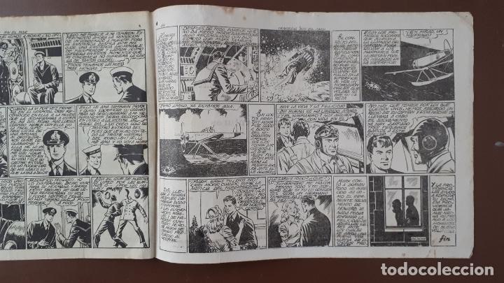 Tebeos: Hazañas Bélicas - Nº3 - Tragedia en el mar - Toray - 1950 - Foto 7 - 196201497