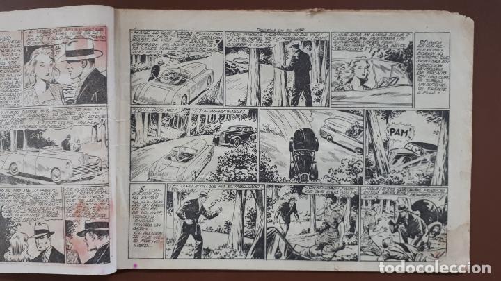 Tebeos: Hazañas Bélicas - Nº3 - Tragedia en el mar - Toray - 1950 - Foto 3 - 196201497